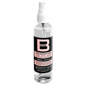 B-HAND disinfectant with atomizer (100ml)