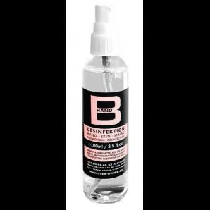 B-HAND Desinfektionsmittel mit Zerstäuber (100ml)
