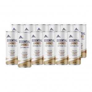 Multipower Essential Aminos Kurkuma Ingwer Dose (12x330ml)