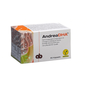 Andreabal AndreaDHA Omega-3 capsules (60 pcs)