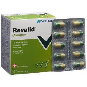 Revalid Complex capsules (90 pieces)