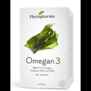 Phytopharma Omega 3 Kapseln (60 Stk)
