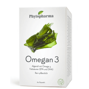 Phytopharma Omega 3 capsules (60 pcs)