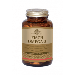 Solgar Fisch Omega-3 (60 Stk)