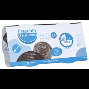 FRESUBIN 2 kcal crème chocolat (4x125 g)
