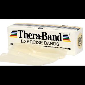 Theraband Bande d'exercice beige (5.50m, extra légère)