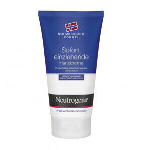 Neutrogena hand cream absorbing immediately (75ml)