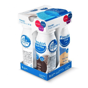 FRESUBIN 2 kcal Fibre DRINK assortiert (4x200ml)
