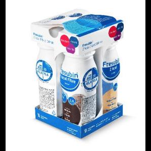 FRESUBIN 2 kcal fibre DRINK assortiment (4x200ml)