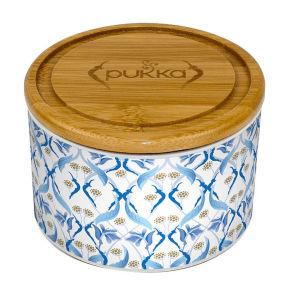 Pukka ceramic jar pure