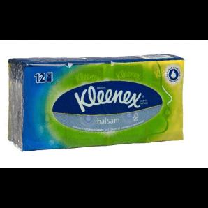 Kleenex Balsam Taschentücher (12 x 9 Stk)