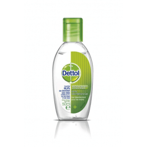 Dettol disinfectant gel for hands (50ml)