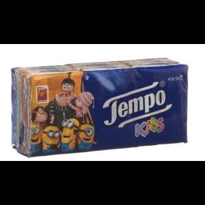 Tempo Taschentücher Mini Pack (9 x 5 Stk)