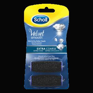 Scholl - Velvet Smooth Ersatzrollen Extra Stark (2 Stk)
