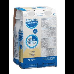 FRESUBIN Protein Energy DRINK vanilla (4x200ml)