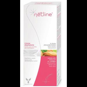 Netline Crème dépilatoire pour le corps 3 minutes (125 ml)