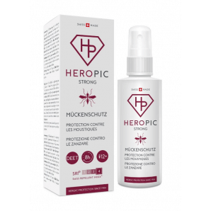 Heropic Strong Spray Anti-Moustiques (100ml)