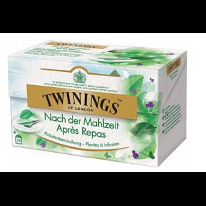 Twinings après le repas (20 sachets)