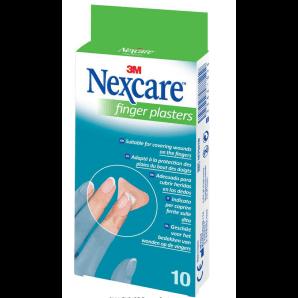 3M Nexcare finger patches (10 pieces)