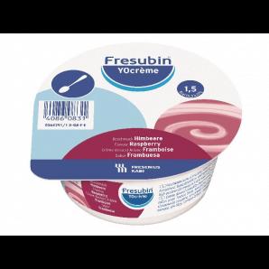 FRESUBIN YOcrème raspberry (4x125g)