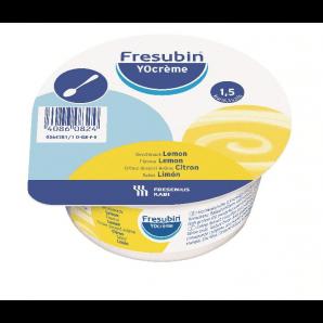 FRESUBIN YOcrème Lemon (4x125g)