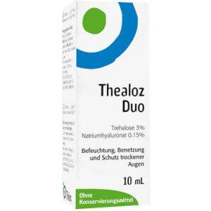 Thealoz Duo - Augentropfen (10ml)