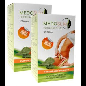 Medoslim Feigenkaktus Tabletten (240 Stk)