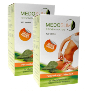 Medoslim prickly pear tablets (240 pcs)