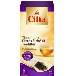 Cilia tea filter S (80 pcs)