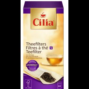 Cilia Teefilter S (80 Stk)