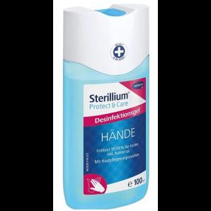 Sterillium Protect & Care désinfectant gel pour les mains (100 ml)