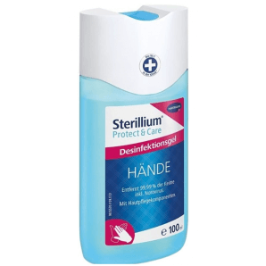 Sterillium Protect & Care hands desinfection gel (100ml)