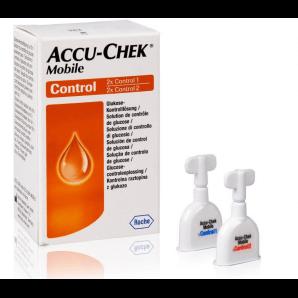 Accu-Chek mobile Solution de contrôle (2x2)