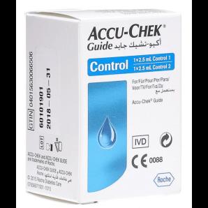 Accu Chek Guide Control (2 x 2.5ml)
