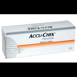 Accu Chek FlexLink Kanülen - 8 mm (10 Stk)