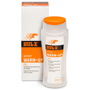 Dul-X Gel Sport Warm-up (200ml)
