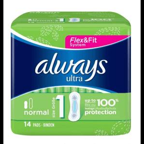 Always Ultra Normal (14 pcs)