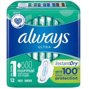Always Ultra Normal (12 pcs)