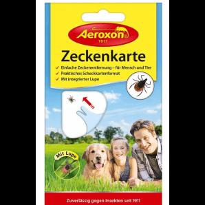 Aeroxon Zeckenkarte (1 Stk)