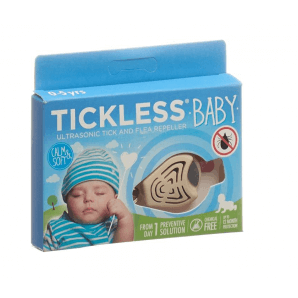 Tickless Baby Tick Protection (beige)