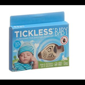 Tickless bébé pour Protection anti-tiques (beige)