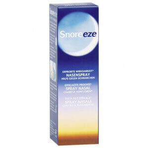 Snoreeze - Anti Schnarch Nasenspray (10ml)