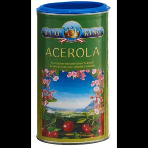 BioKing Acerola fruit en poudre (200g)