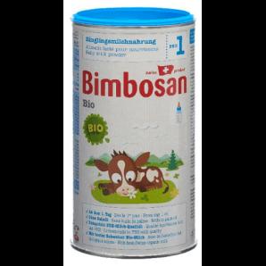 Bimbosan Bio 1 Säuglingsmilch Dose (400 g)