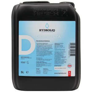 Hydroliq Desinfecta hand disinfection without alcohol (5l)