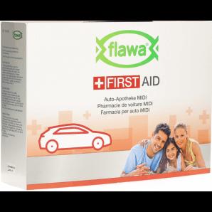 FLAWA Auto Apotheke Midi Bag