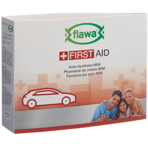 FLAWA Car First Aid Mini Bag