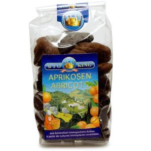 BioKing apricots (250g)