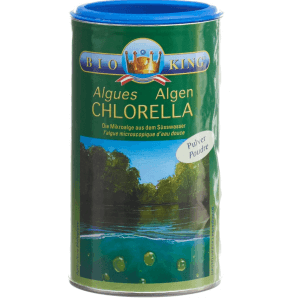 BioKing Chlorella Pulver (200g)