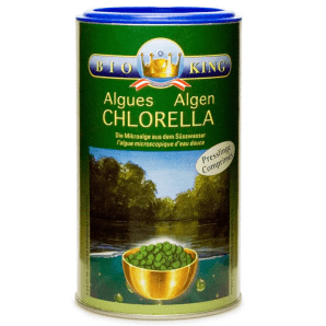BioKing Chlorella Presslinge (250g)